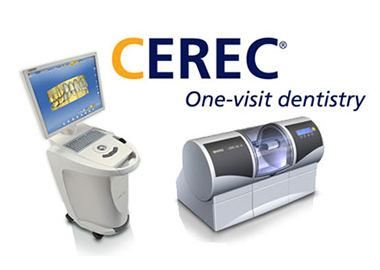 CEREC one-visit dentistry milling unit